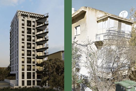 פרוייקט פינוי בינוי תל אביב רמת גן - עורך דין מקרקעין עמית סלע